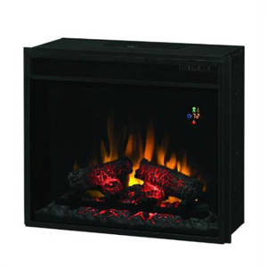 Classic Flame 23 Insert Electric Fireplace Black