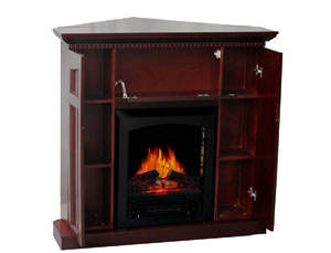 Riverstone Industries Electric Corner Fireplace