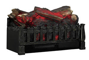 The DFI020ARU is an electrical fireplace insert by Duraflame.