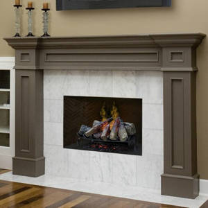 Dimplex Optimyst II Insert in Alabaster