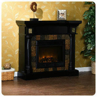 Find out Why Buying a Black Electric Fireplace is a Great Idea? One of the key advantages to using black electric fireplaces is its convenience!