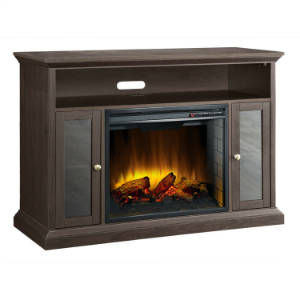 Pleasant-Hearth-Riley-Espresso-Electric-Fireplace-Media
