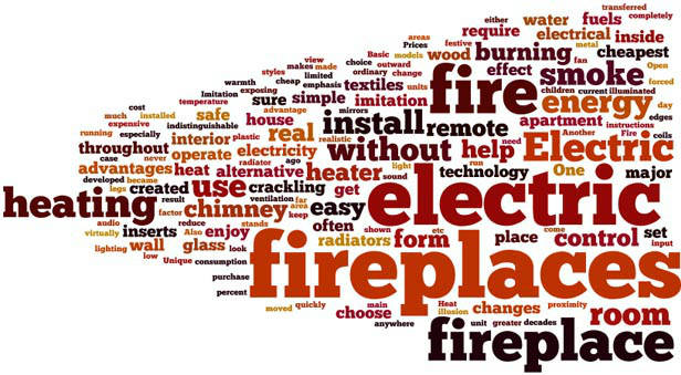 Why buy electric fireplace heater