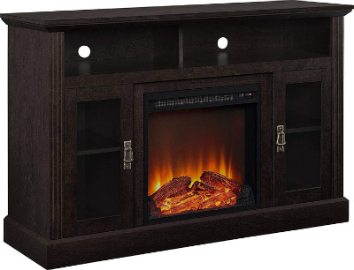 Altra Furniture Chicago Fireplace Tv Stand
