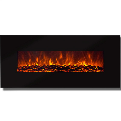 Best Choice Products Electric Wall Mounted Fireplace Heater