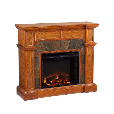 Southern Enterprises Cartwright Convertible Electric Fireplace