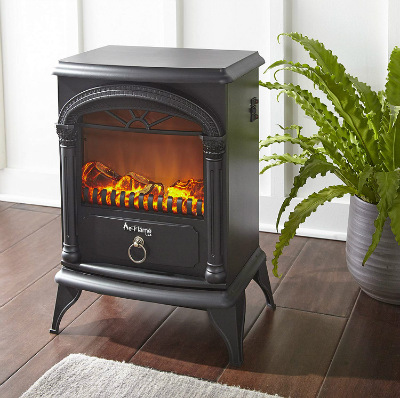 e-Flame USA Hamilton Portable Electric Fireplace Stove