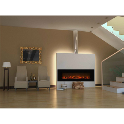 Elite Flame Ashford Electric Wall Mounted Fireplace